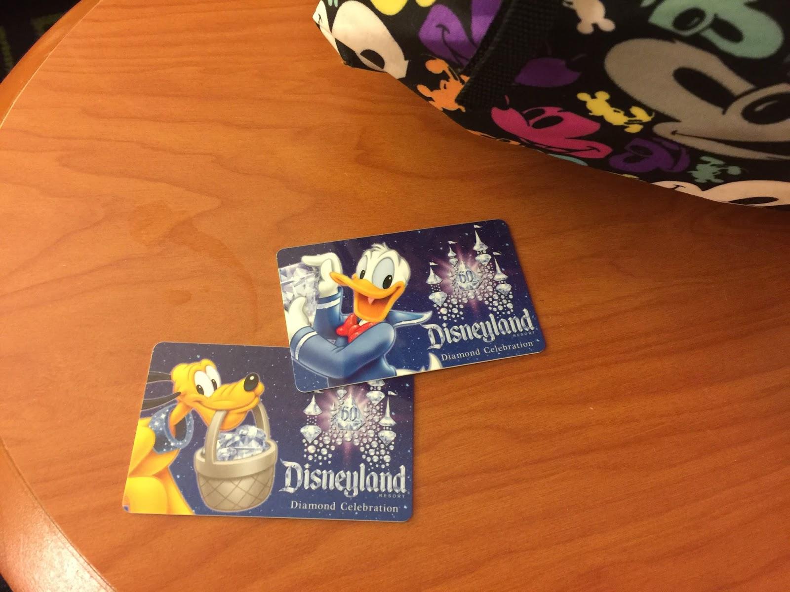 Cali 4: Disneyland {Disappointing} Morning