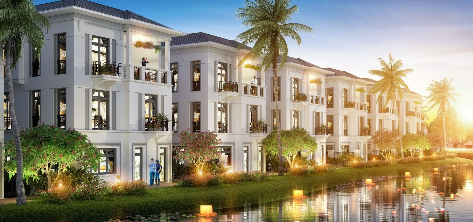 biệt thự sunshine mystery villas