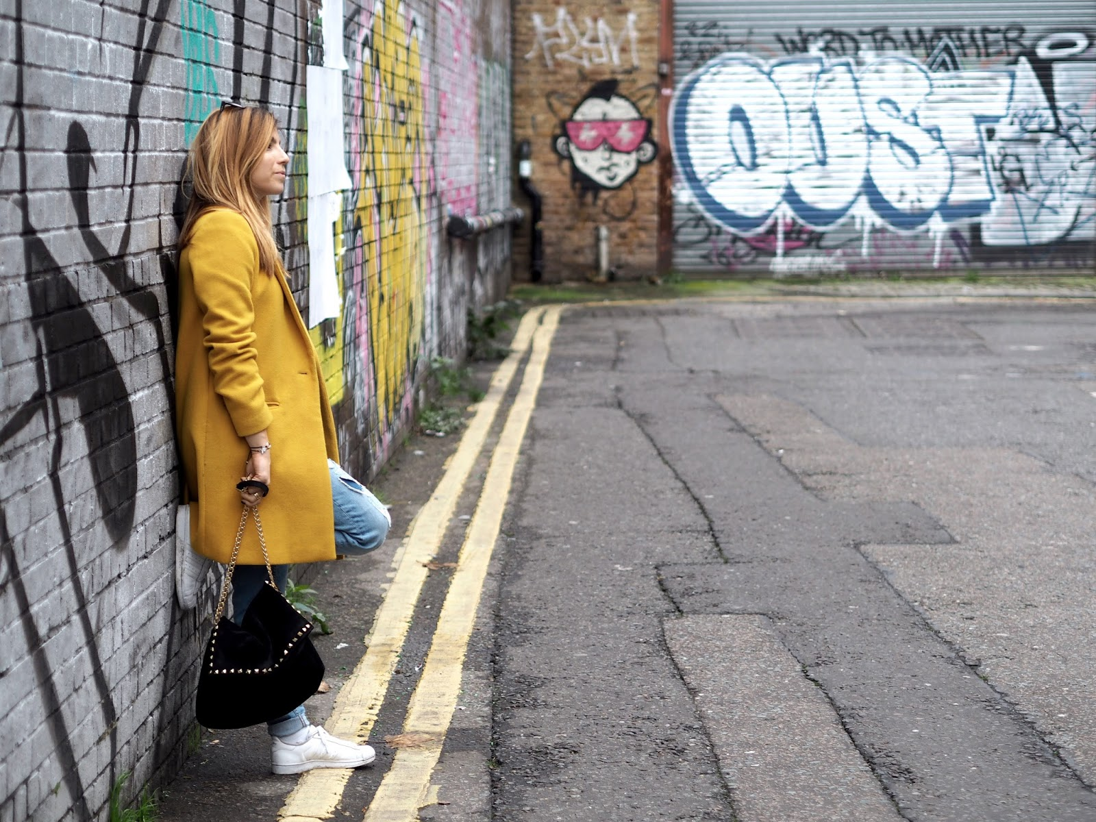 LONDON / OUTFIT 3