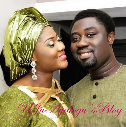 "Nollywood Actress, Mercy Johnson's Husband Joins APC from PDP, Says ""God Bless Buhari"""