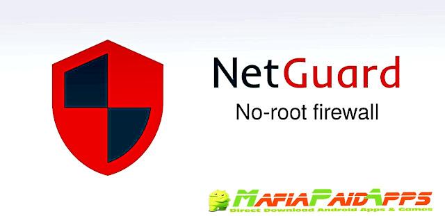 NetGuard - no-root firewall Pro Apk MafiaPaidApps
