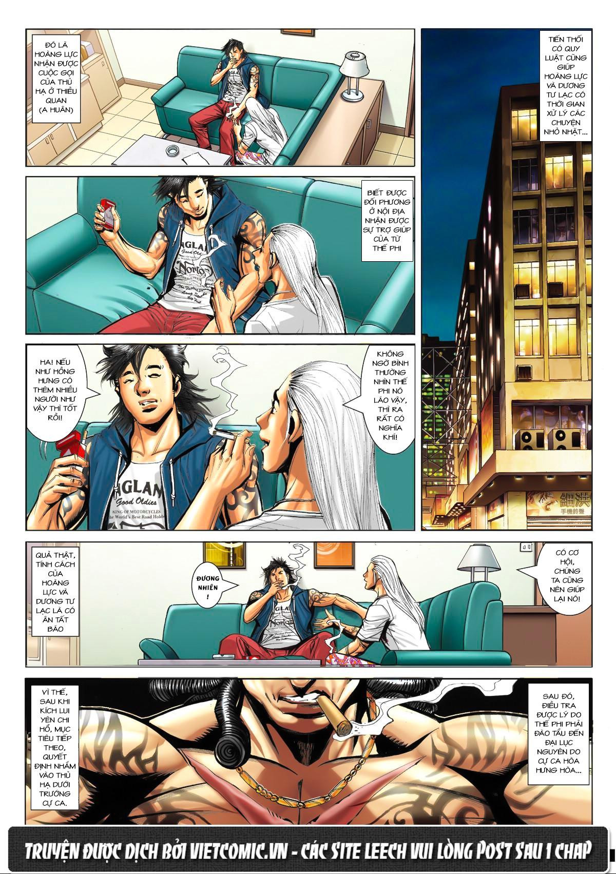 Người Trong Giang Hồ NetTruyen chap 1538 - Trang 22