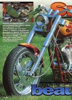 sportster custom built in 1999 on freeway magazine pag 1
