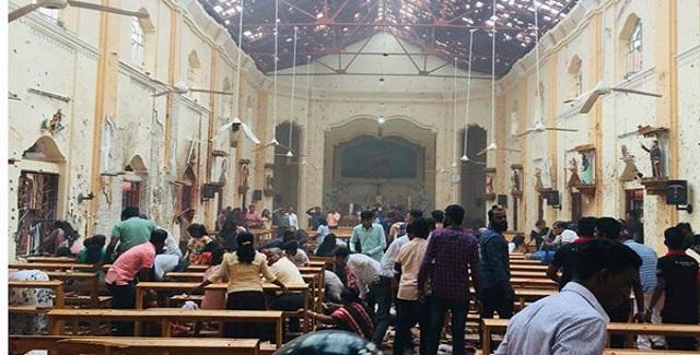 Σρι Λάνκα: 207 οι νεκροί και 450 τραυματίες στις βομβιστικές επιθέσεις ανήμερα του Πάσχα των Καθολικών