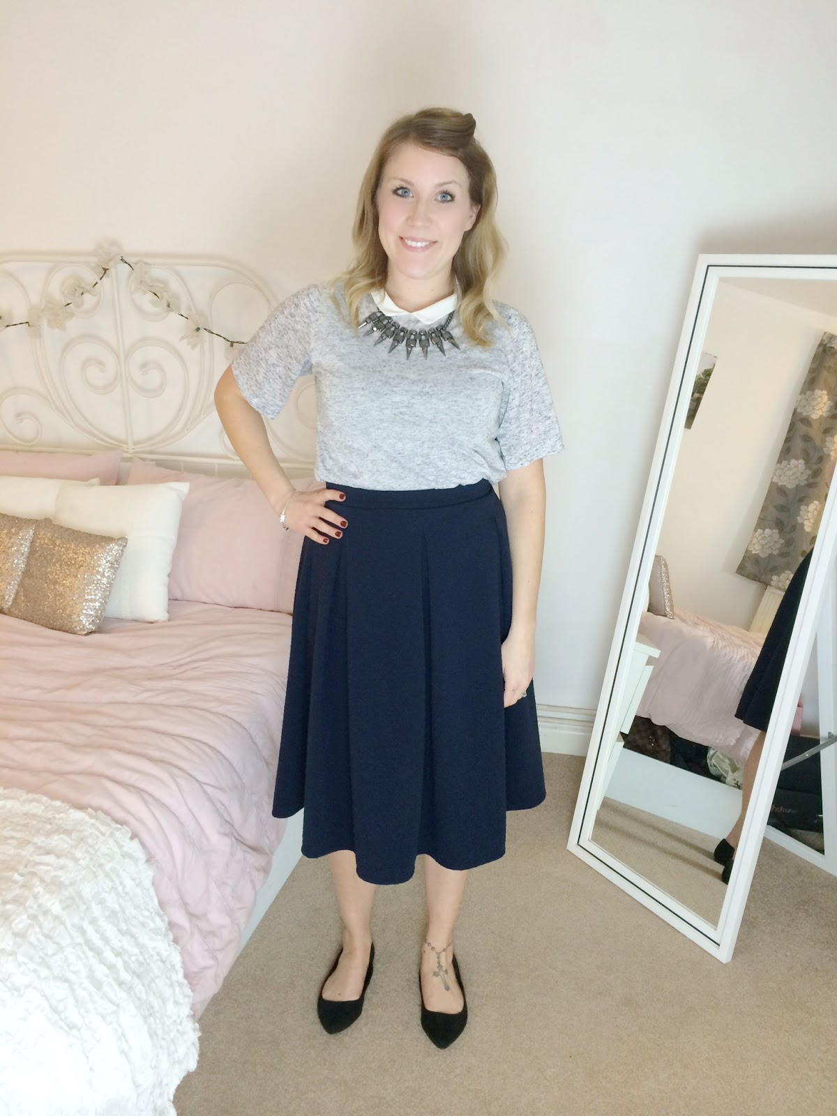 9d76ee8de1 The Knott Bump & Us: What I Wore Wednesday: Work Wear Special