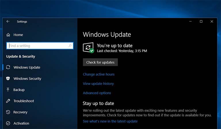 Kini Windows 10 April 2018 Update Mendapat Pembaruan Menjadi 17134.523