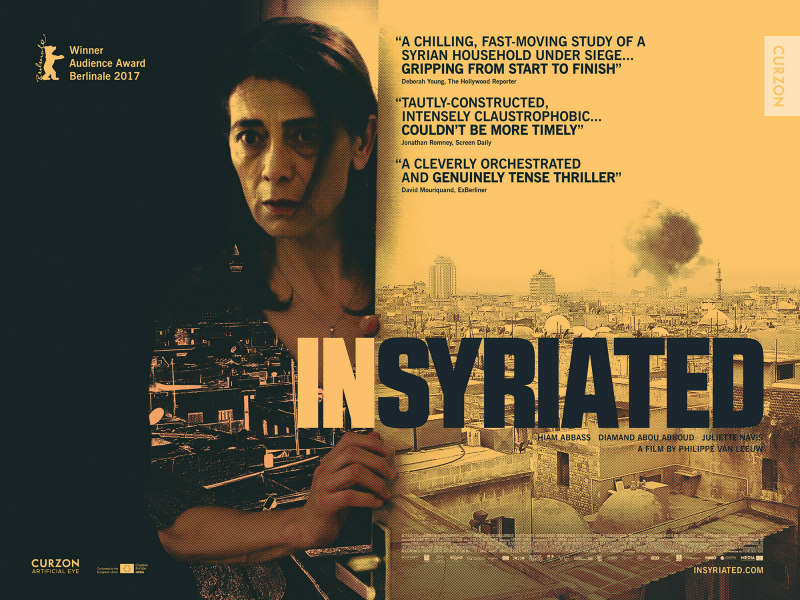 insyriated poster