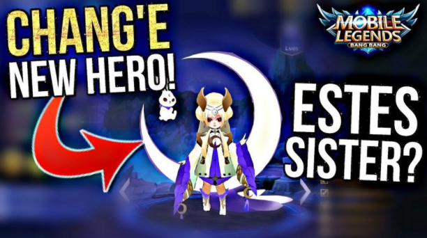 Inilah 4 hero Baru yang akan hadir setelah hanabi