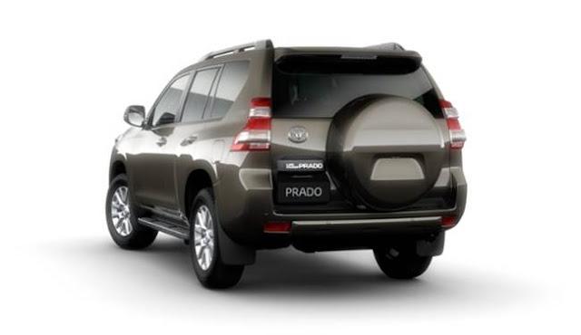 2017 Toyota Prado Altitude Price
