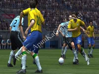 Pro Evolution Soccer 2009 PC Game - Free Download Full Version