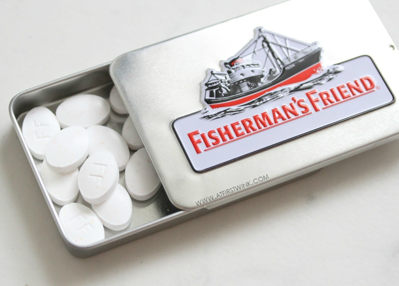 Fisherman's Friend tin