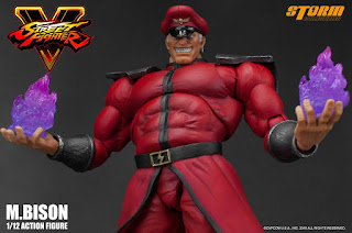 M. Bison della Storm Collectibles