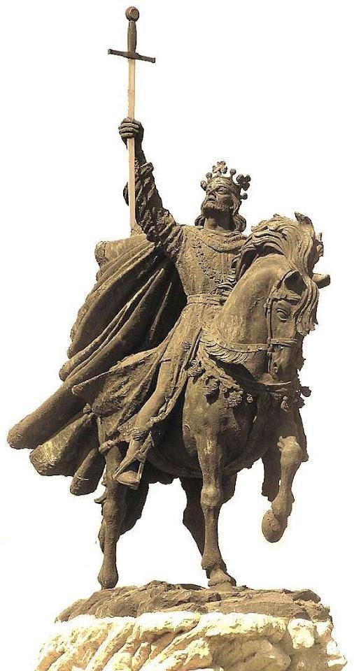 Dom Alfonso VI de Aragão.