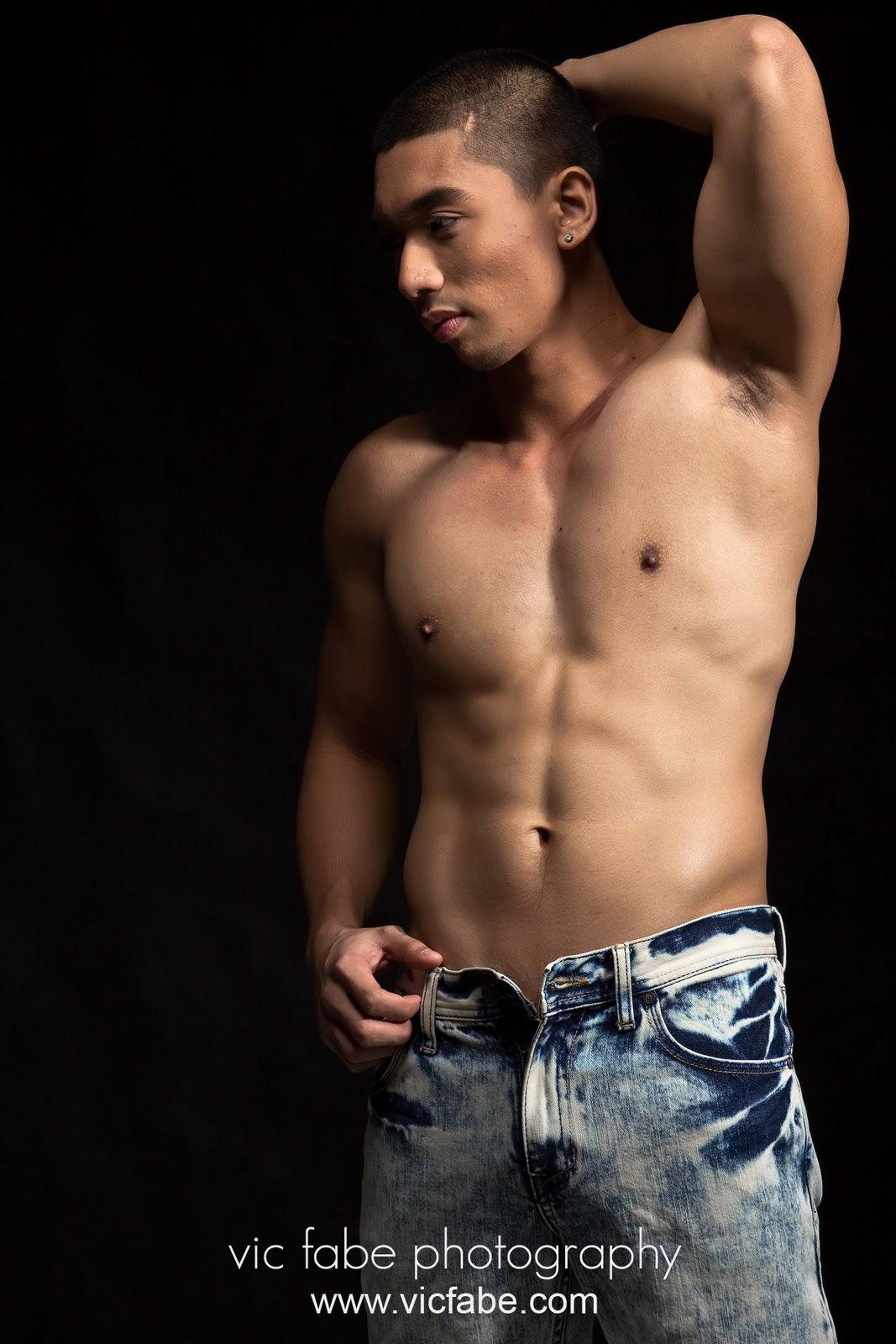 Asian boy nudist