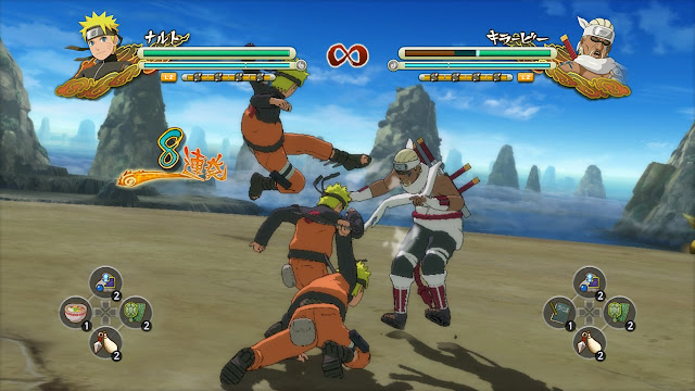 Naruto Shippuden Ultimate Ninja Storm 3 Full Burst Download Free Gameplay