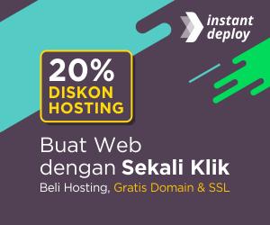 Beli Hosting Gratis Domain Dan SSL