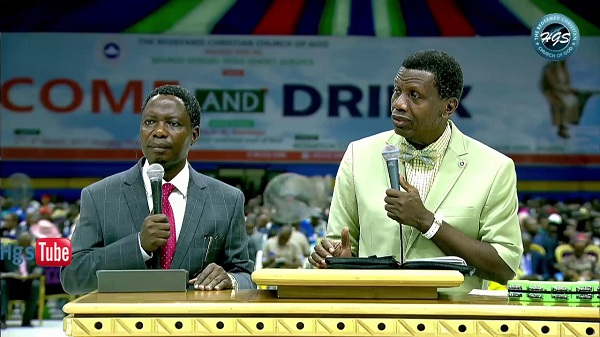 The Winning Side By E.A. Adeboye RCCG