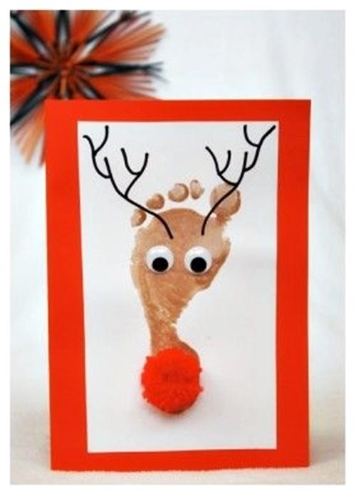 świąteczne kartki DIY
