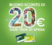Logo Leroy Merlin festeggia 20 anni e ti regala buoni sconto da 20 euro
