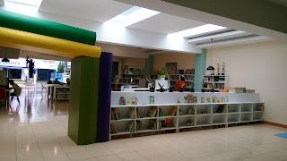 Ruangan membaca, perpustakaan bogor, perpustakaan nyaman
