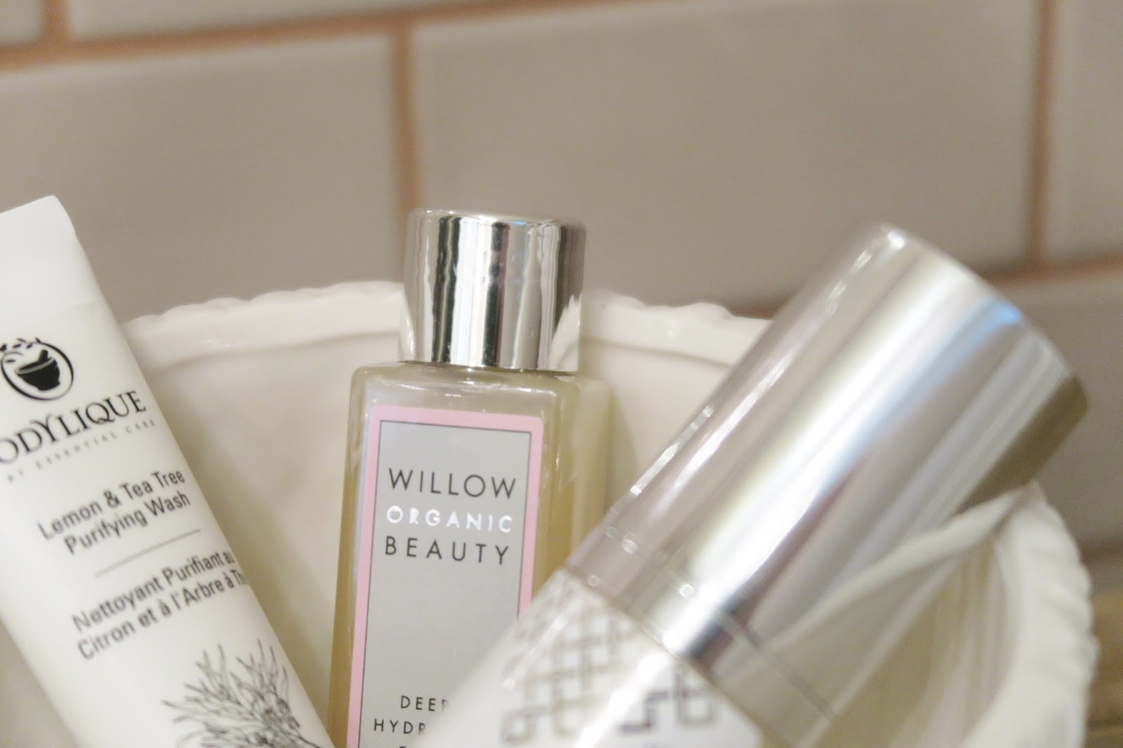Totally Organic | Soil Association certified skincare brands | Willow Organic Beauty