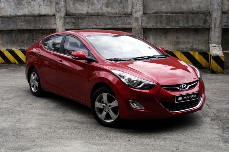 Review: 2012 Hyundai Elantra 1.6 GL U0026 1.8 GLS | Philippine Car News, Car  Reviews, Automotive Features, And New Car Prices | CarGuide.PH