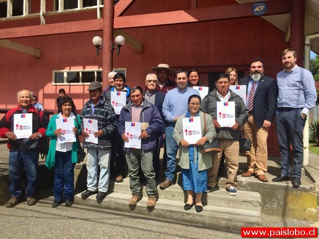 Nuevas familias propietarias en Río Negro