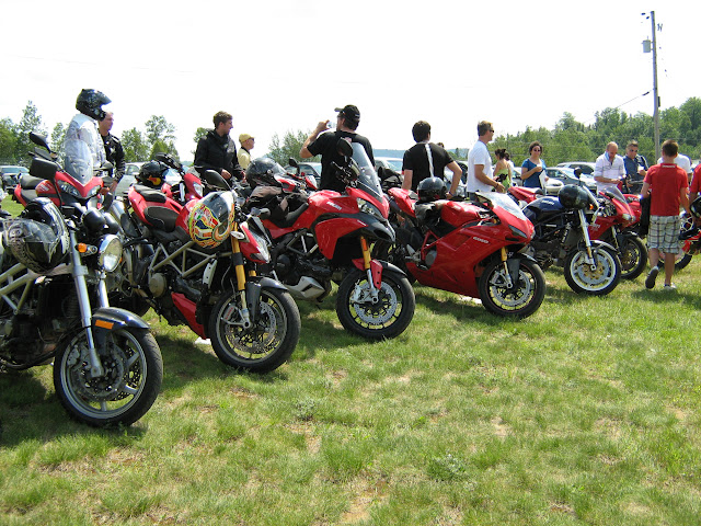 Ducati Owner's Club of Montreal