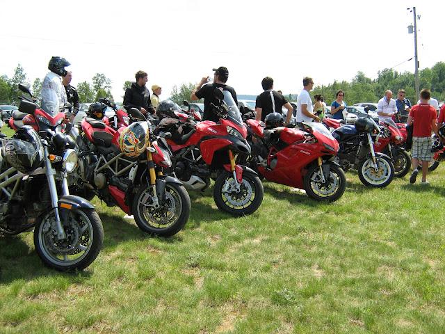 Ducati Owner's Club of Montreal