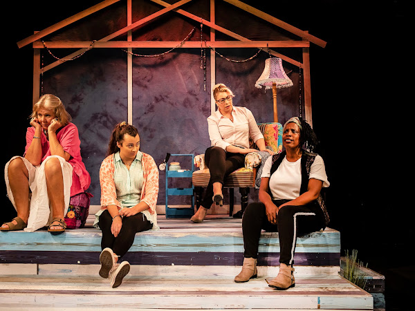 Unexpected Joy, Southwark Playhouse | Review