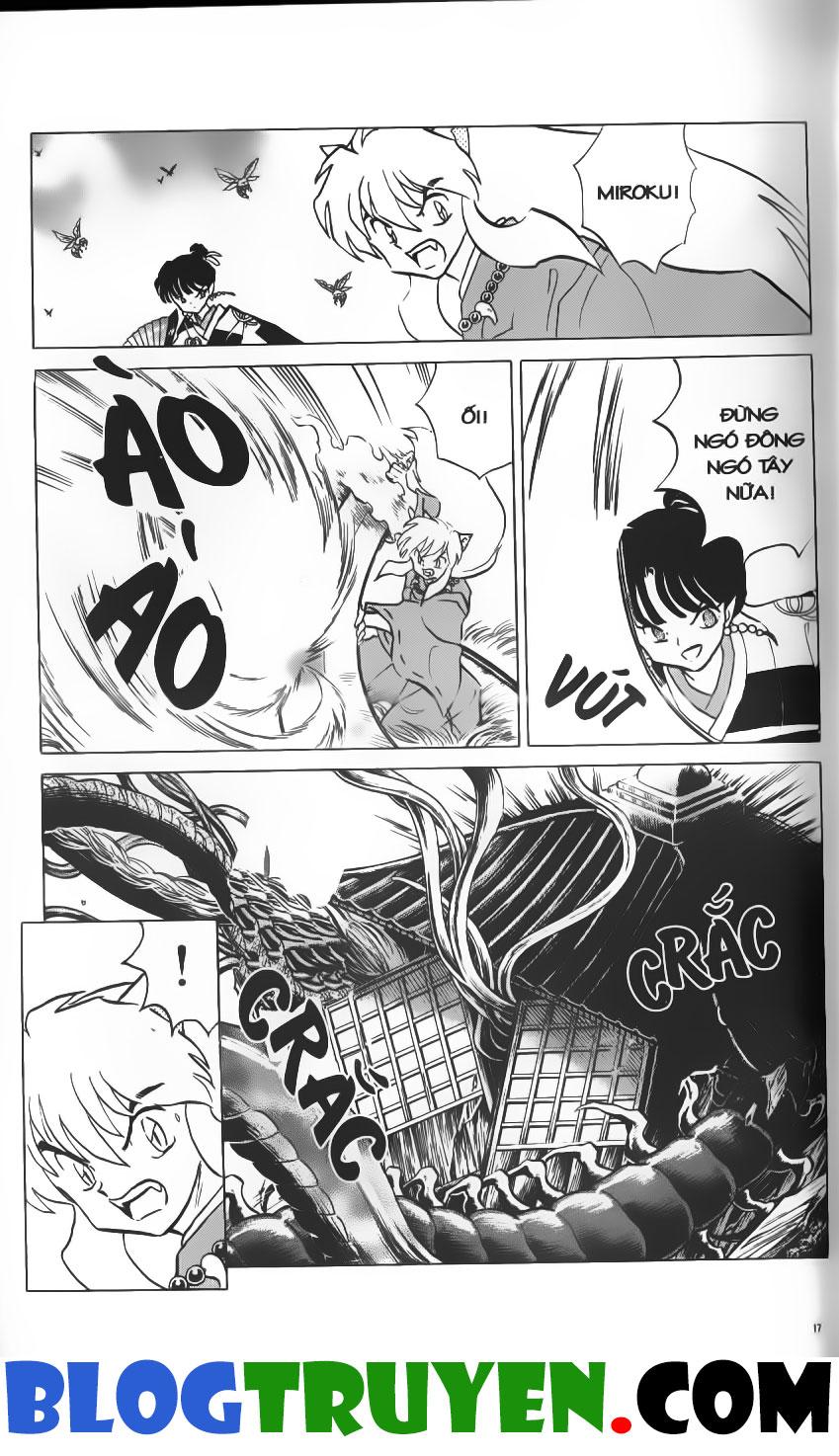 Inuyasha vol 19.1 trang 15