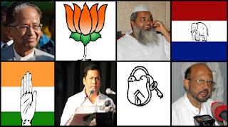 politics of Assam