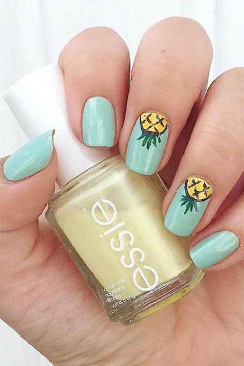 Awesome Summer Nail Designs 2018 For Teens With Hues of ...