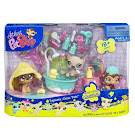 Littlest Pet Shop 3-pack Scenery Basset Hound (#665) Pet