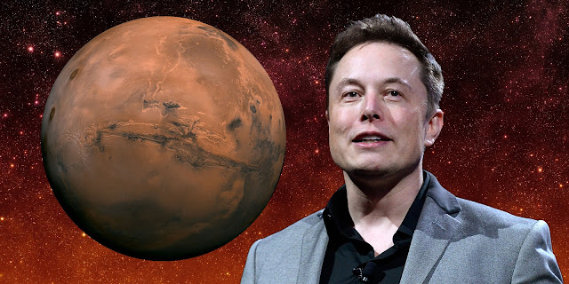 Elon Musk: Man Should Move to Mars