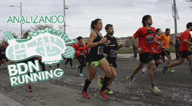 Analizando BDN Running