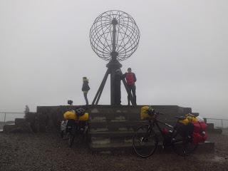 capo nord in bicicletta itinerario