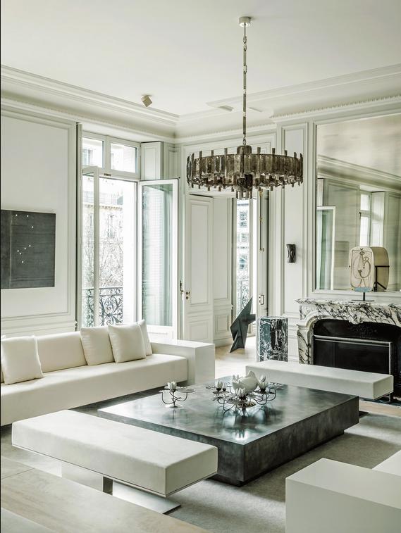 Joseph Dirand Latest Project: A 19th-century Apartment In ...