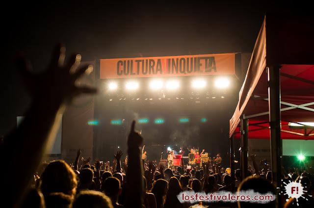 Cultura, Inquieta, 2017, Festival, Música, Getafe
