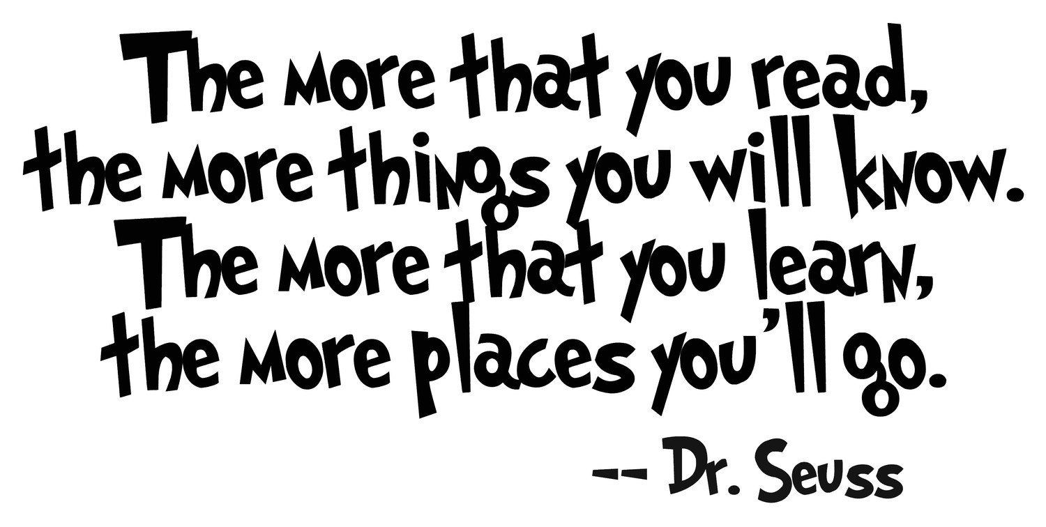 Dr Seuss Quotes About Love Smidgens Snippets & Bits 3 Favorite Drseuss Quotes