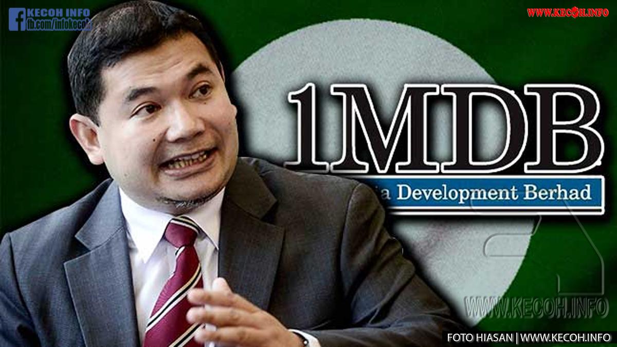 Akhirnya Rafizi Dedah Nama Pemimpin PAS Yang Terlibat Terima Jutaan Ringgit Dari Hasil Skandal 1MDB? Ramai Rakyat Tak Percaya Tapi Inilah Sebenarnya Berlaku...