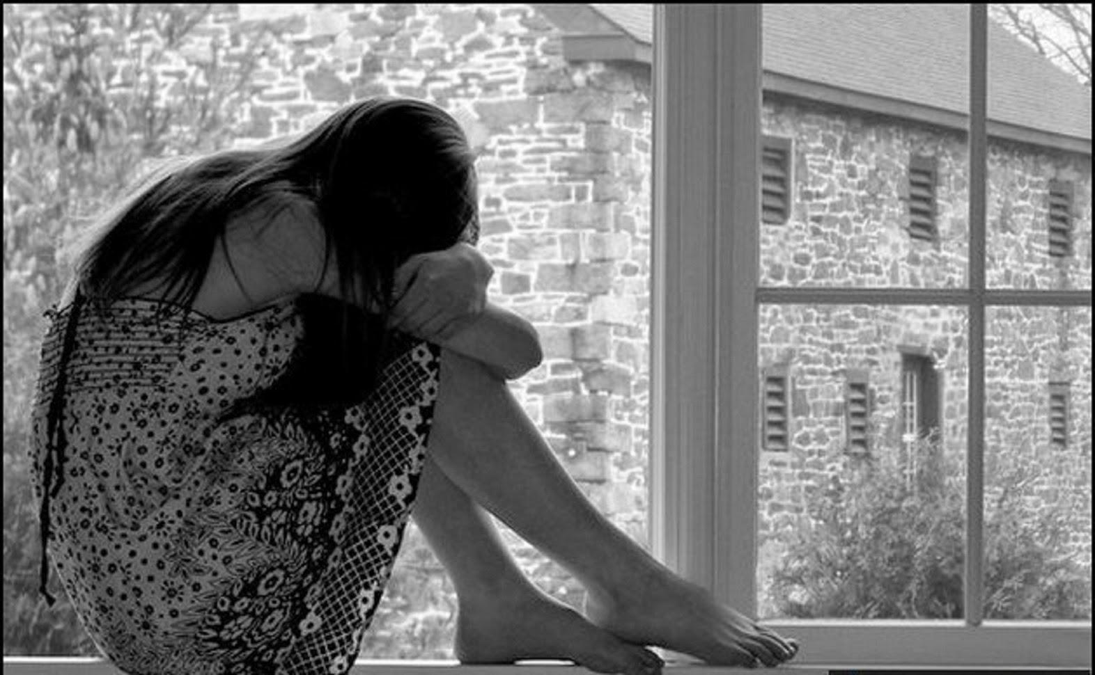 Sad Alone Romantic Cute Love Couple Wallpaper Wallpaper Galeries Facebook Cover Lonely Girl Hd