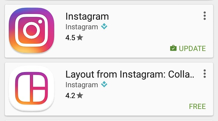 New Instagram App Icon