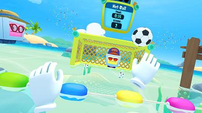 Vacation Simulator Review | Gameplay