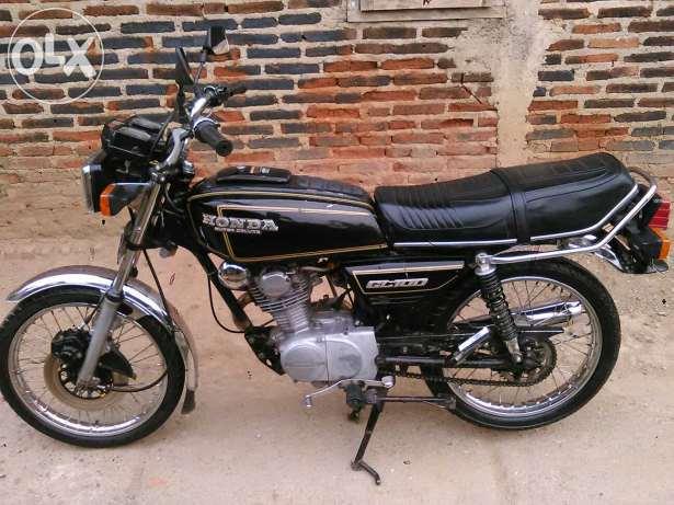 Rudy S Blog Sepeda Motor Honda Gl100