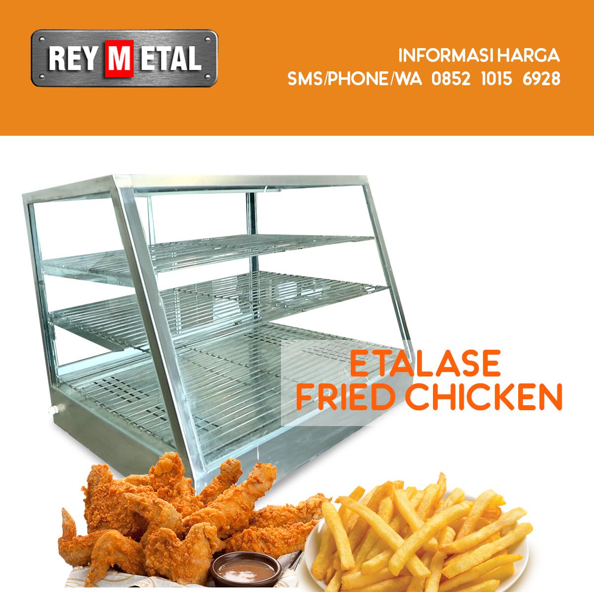 Jual Etalase Chicken Murah