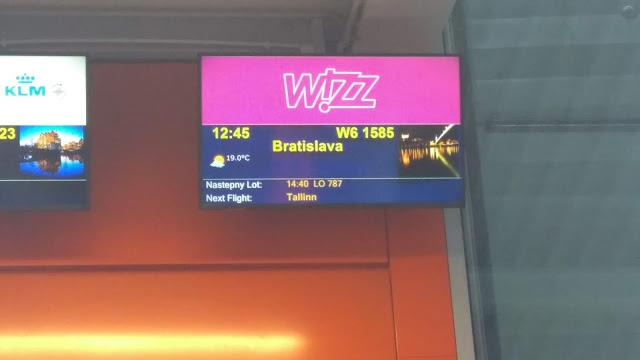 Wizz Airem do Bratysławy!