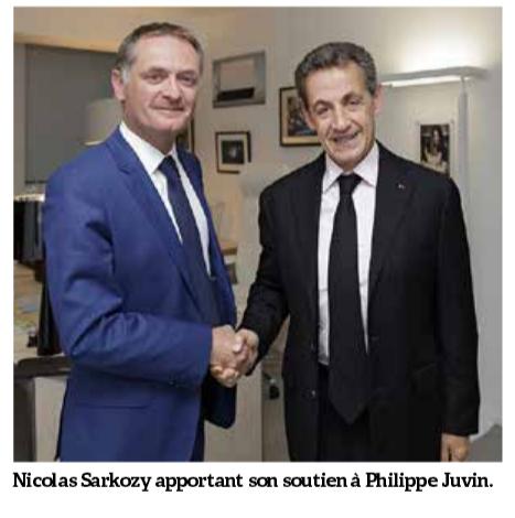La Garenne-Colombes : retour de buzz (suite 2): Nicolas Sarkozy a trouvé  quelqu'un chez les Républicains qui a encore envie d'être soutenu par lui  ...