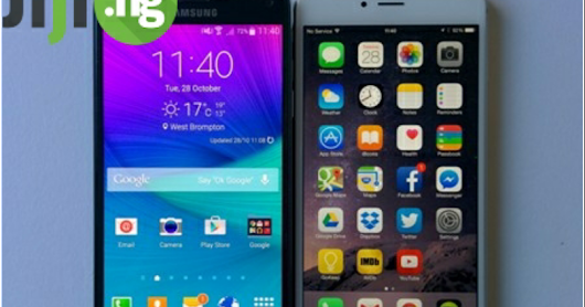 Samsung Note 4 vs. iPhone 6: Top-5 Benefits of Samsung