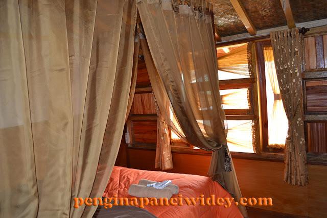 Berwisata dan menginap di cottage kawah putih dari ponorogo